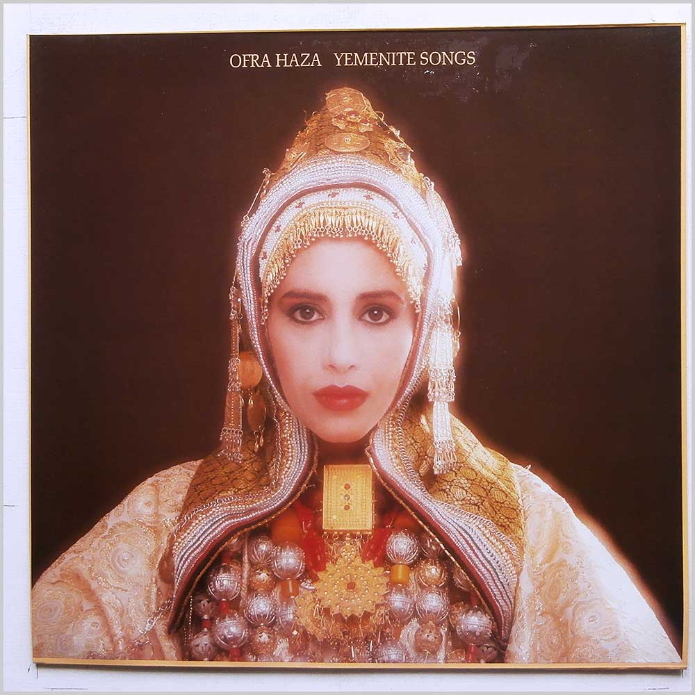 Ofra Haza - Yemenite Songs - rare music LP records for sale