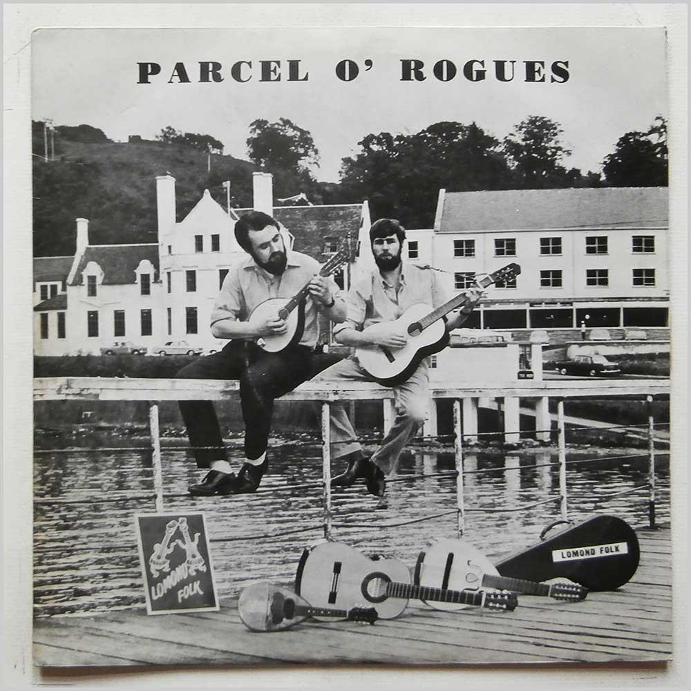 LOMOND FOLK - Parcel O'Rogues - 33T