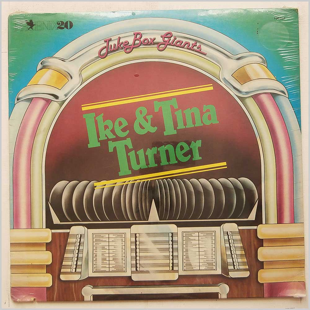 Ike And Tina Turner - Juke Box Giants (P20-607)