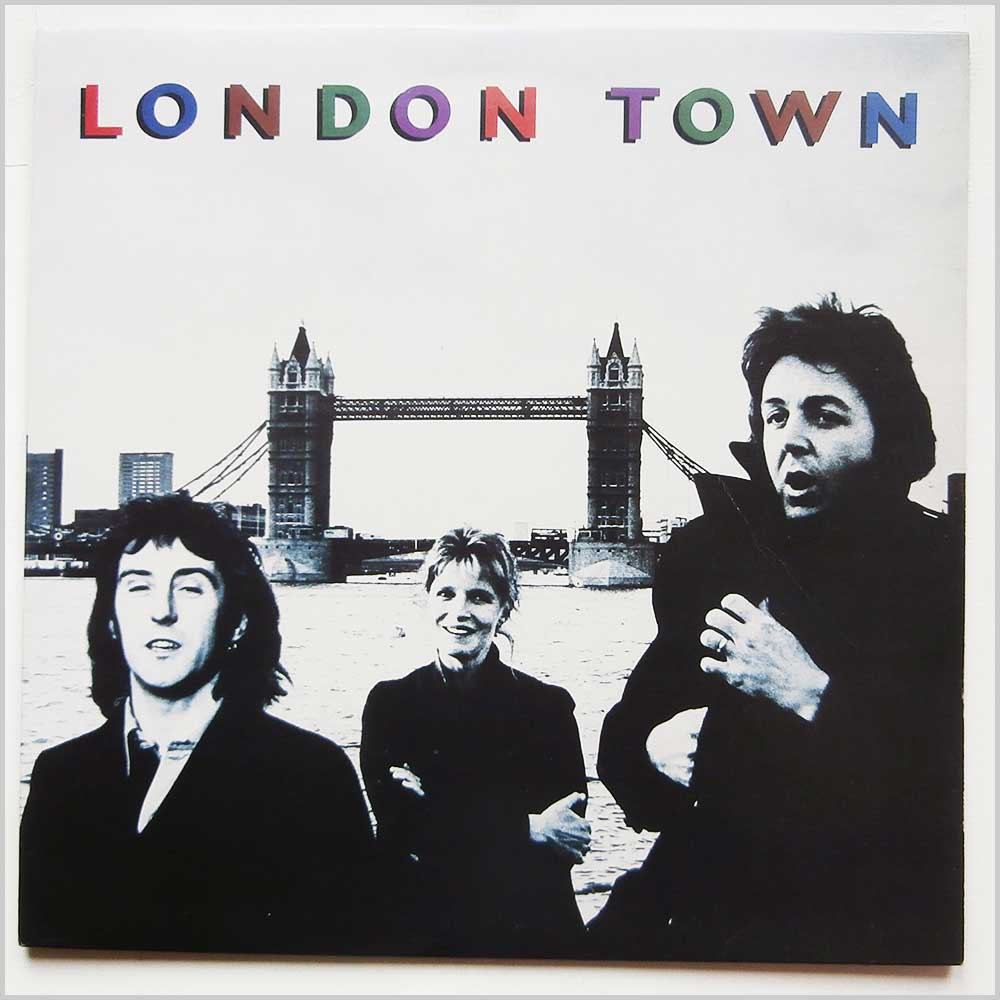 Wings - London Town (PAS 10012)