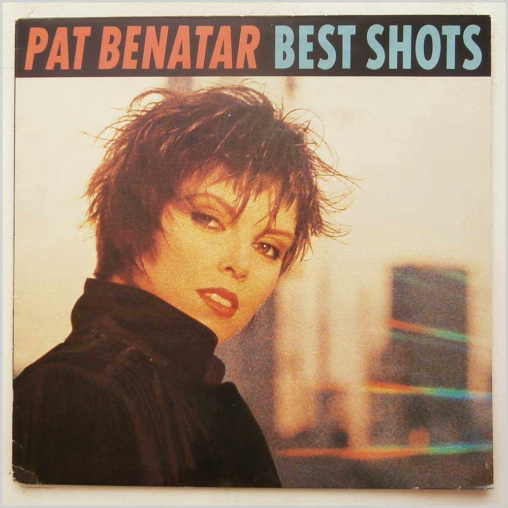 PAT BENATAR - Best Shots - LP