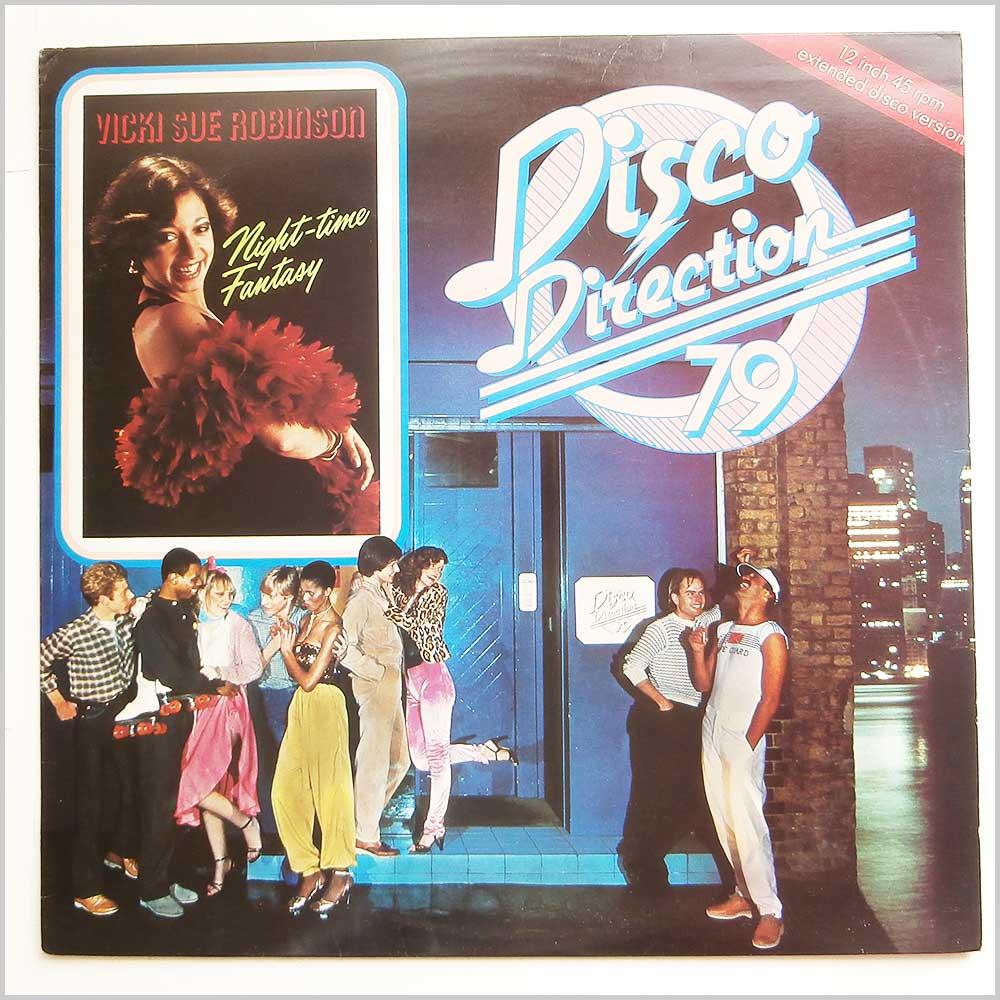 VICKI SUE ROBINSON - Night-Time Fantasy - 12 inch 45 rpm
