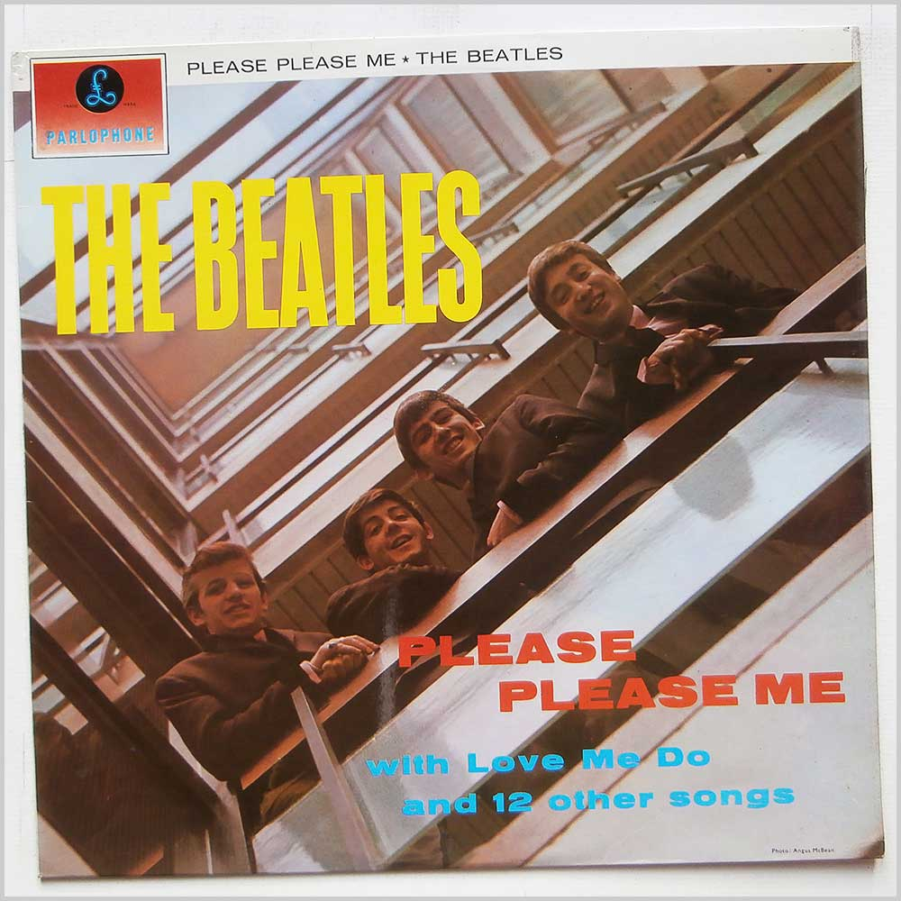 The Beatles - Please Please Me (PCS 3042)