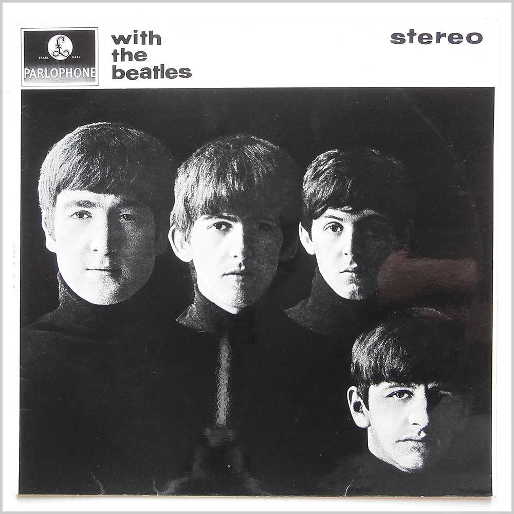 The Beatles - With The Beatles (PCS 3045)