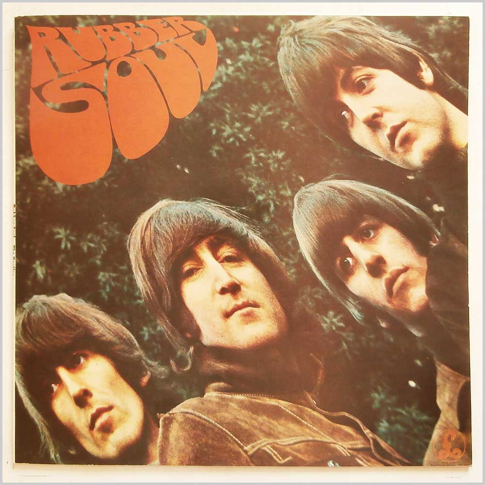 Beatles - Rubber Soul - rare music LP records for sale