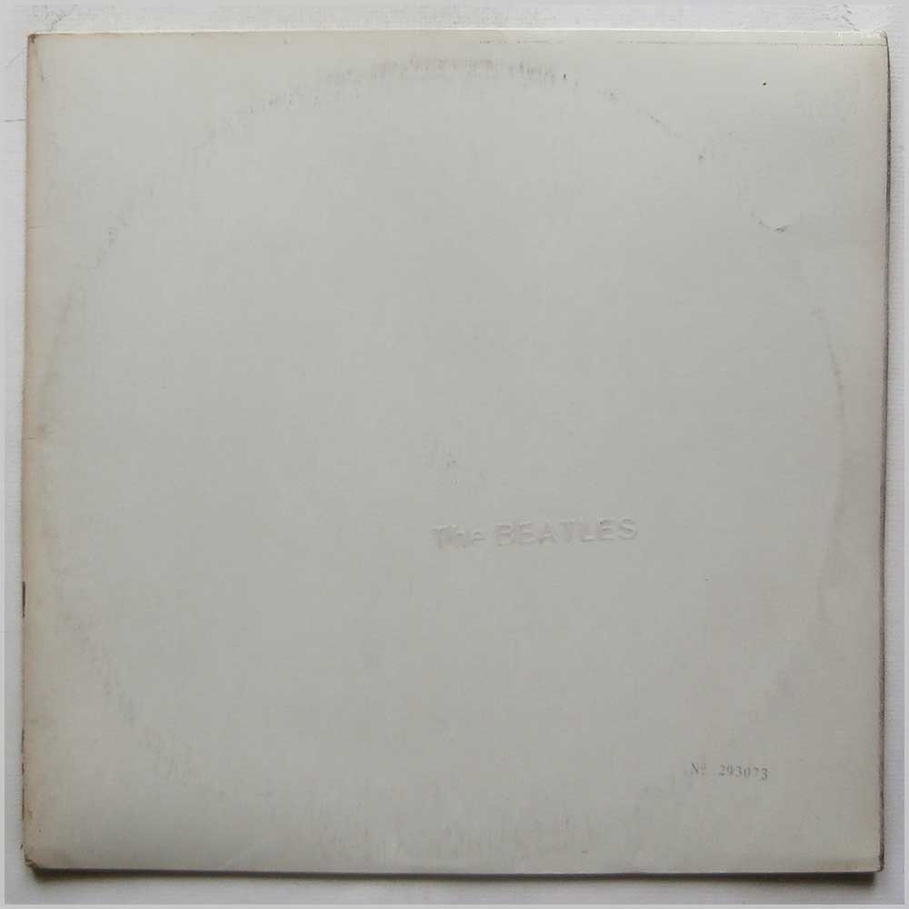 The Beatles - The Beatles [The White Album] (PCS 7067-8)