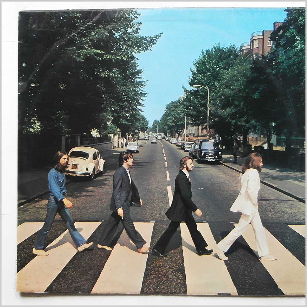 Beatles - Abbey Road - rare music LP records for sale