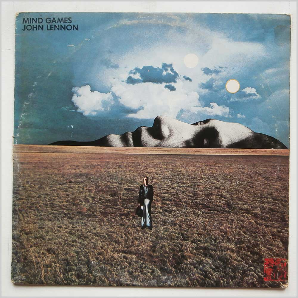 John Lennon - Mind Games (PCS 7165)
