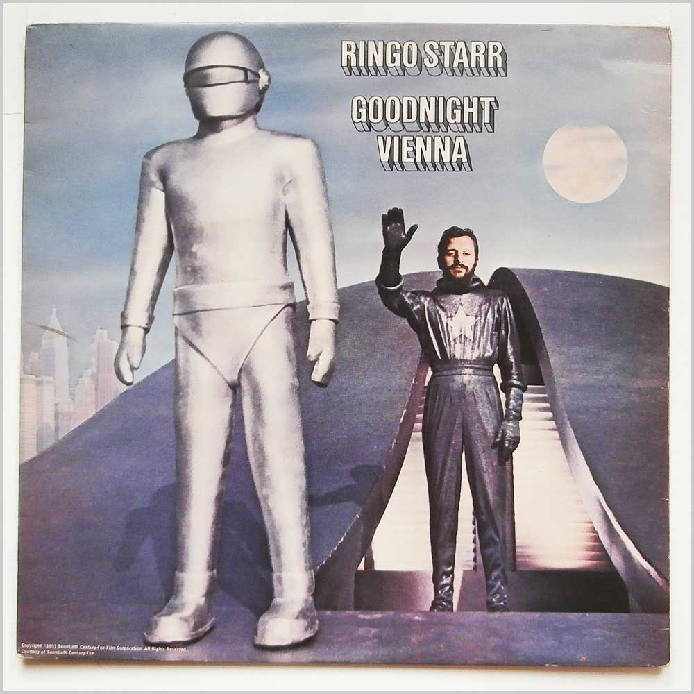 Ringo Starr - Goodnight Vienna (PCS 7168)
