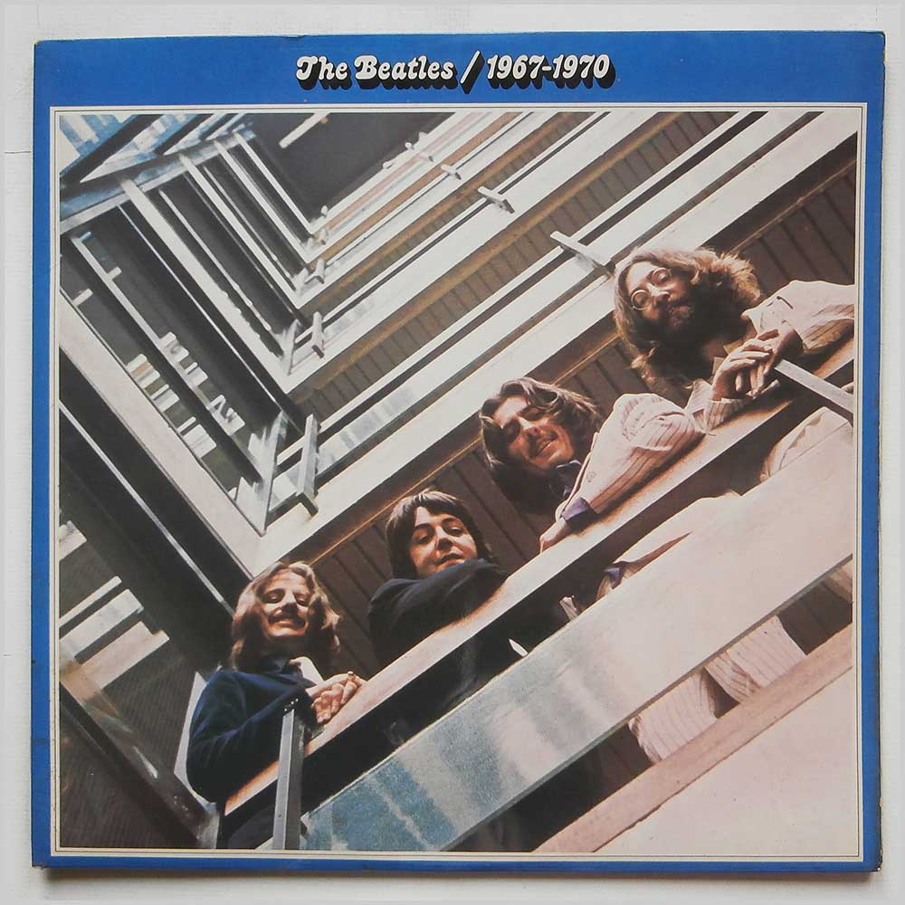 The Beatles - 1967-1970 (PCSP 718)