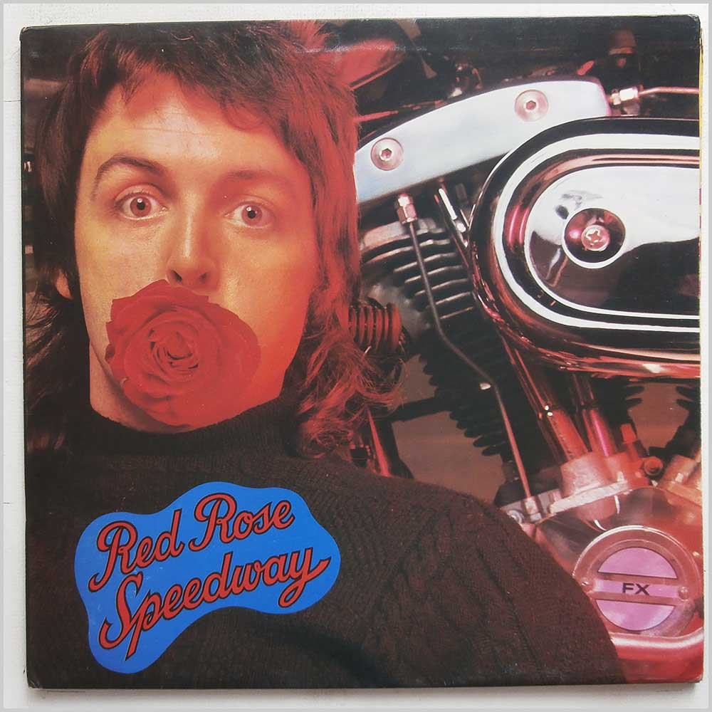 Wings - Red Rose Speedway (PCTC 251)