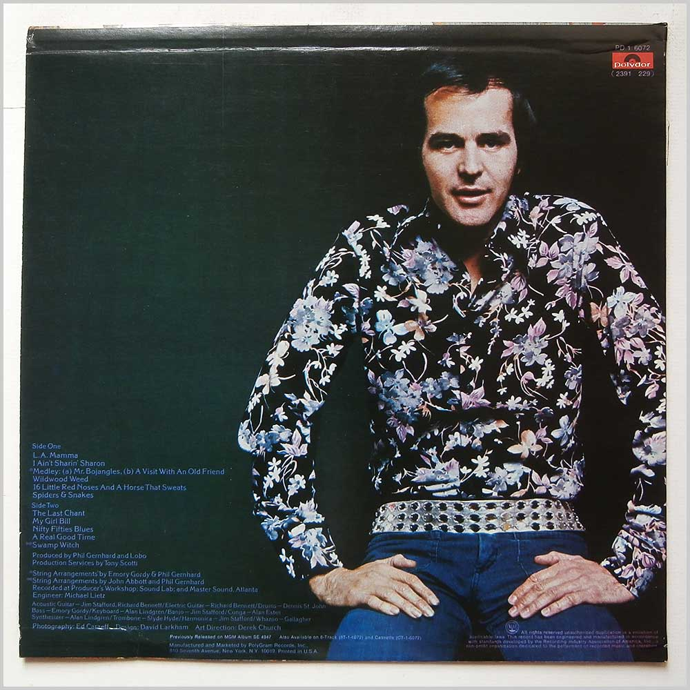 Jim Stafford - Jim Stafford (PD 1 6072)