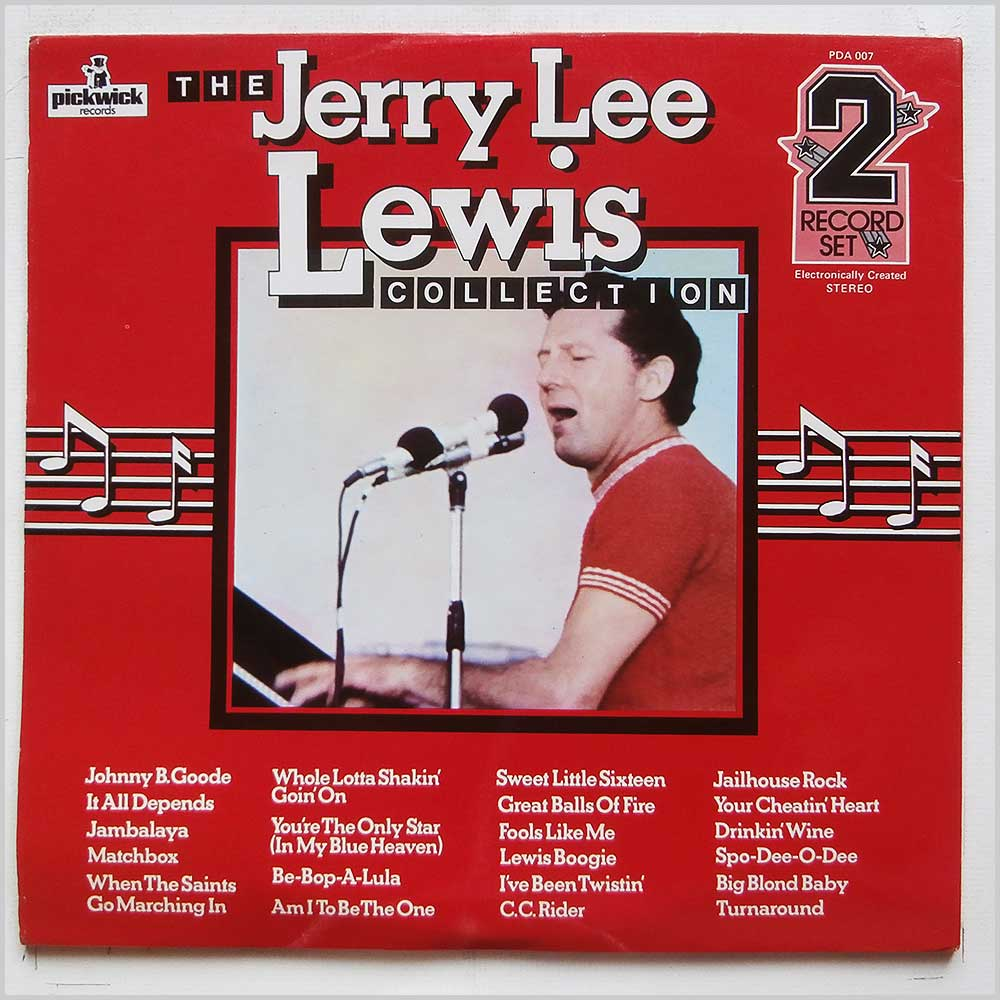 Jerry Lee Lewis - The Jerry Lee Lewis Collection (PDA 007)