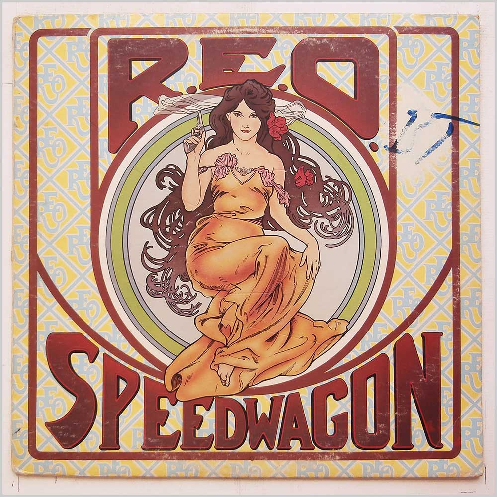 R.E.O. Speedwagon - This Time We Mean It (PE 33338)