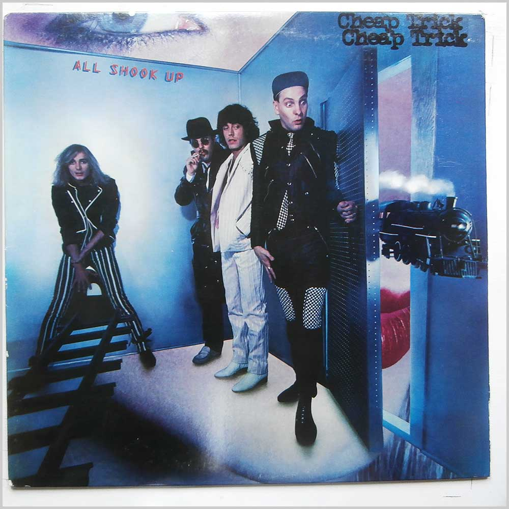 Cheap Trick - All Shook Up (PE 36498)