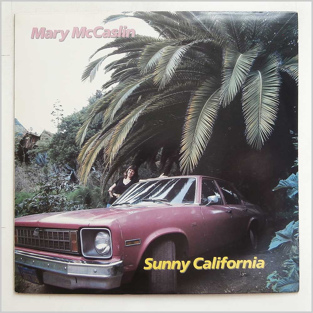Mary McCaslin - Sunny California Record