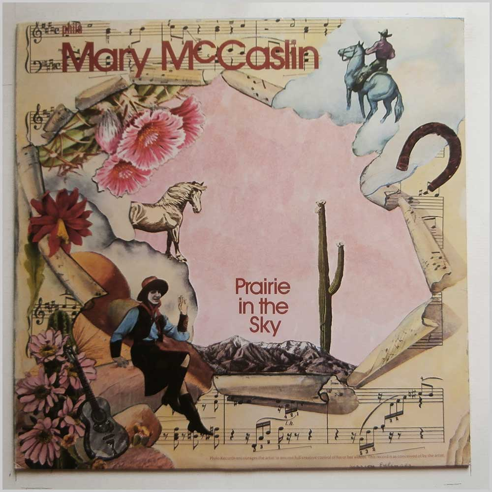 Mary McCaslin - Prairie In The Sky (PHILO 1024)