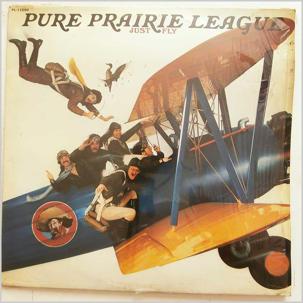 Pure Prairie League - Just Fly (PL 12590)