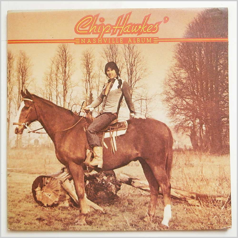Chip Hawkes - Nashville Album (PL 25044)