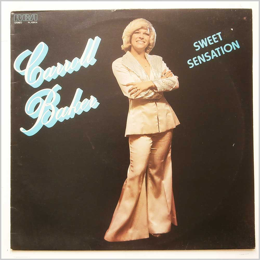 Carroll Baker - Sweet Sensation (PL 42414)