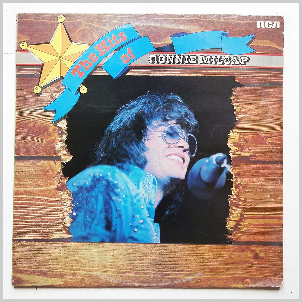 Ronnie Milsap - The Hits Of Ronnie Milsap (PL 42429)