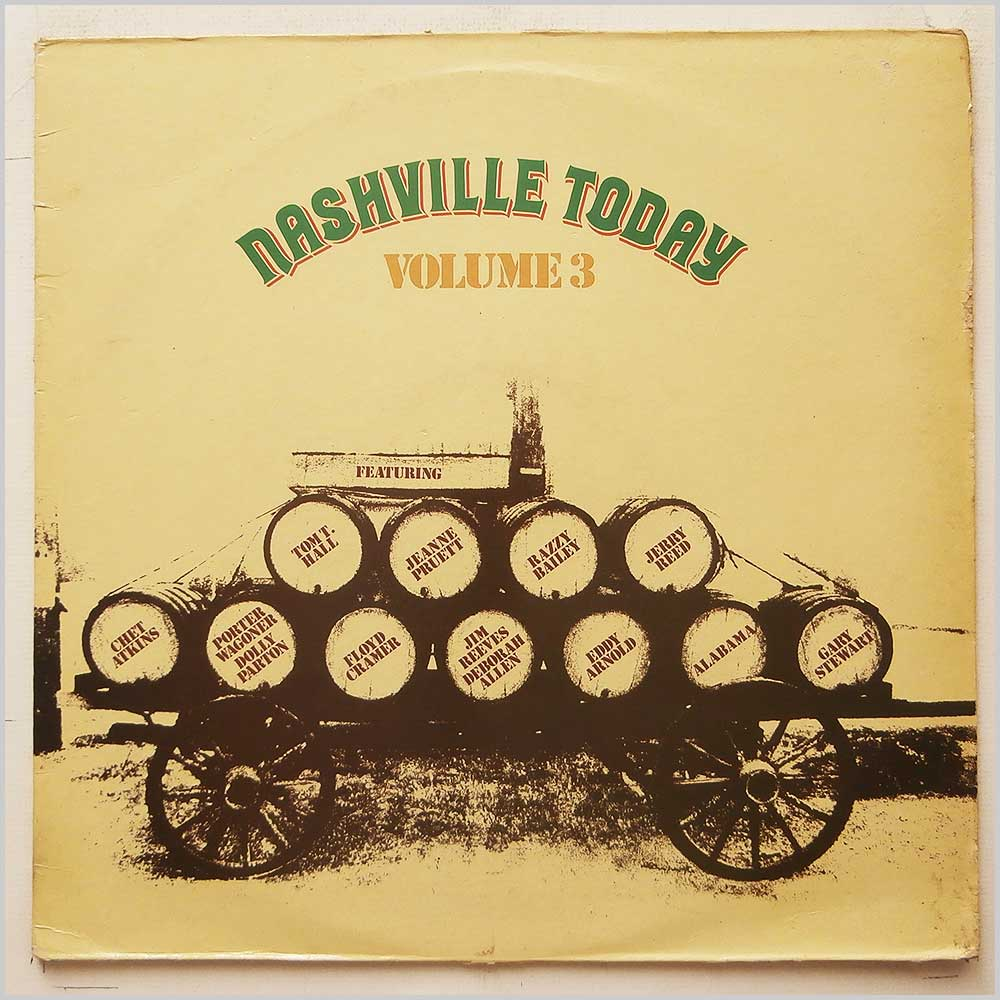 Various - Nashville Today Volume 3 (PL 43475)