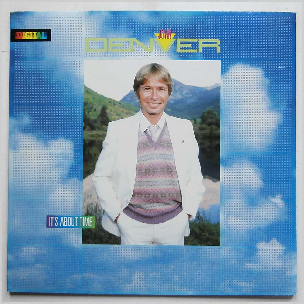 John Denver - It's About Time (PL 84740)
