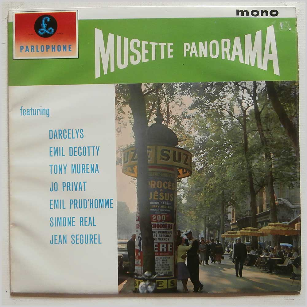 Various - Musette Panorama (PMC 1167)