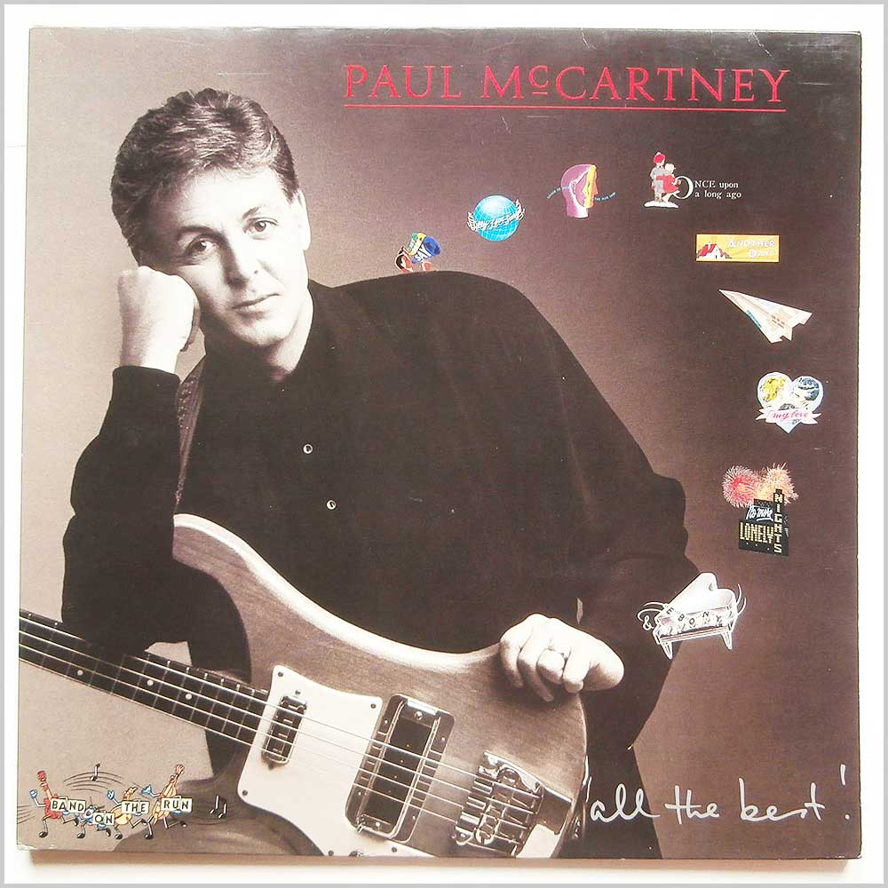 Paul McCartney - All The Best! (PMTV 1)