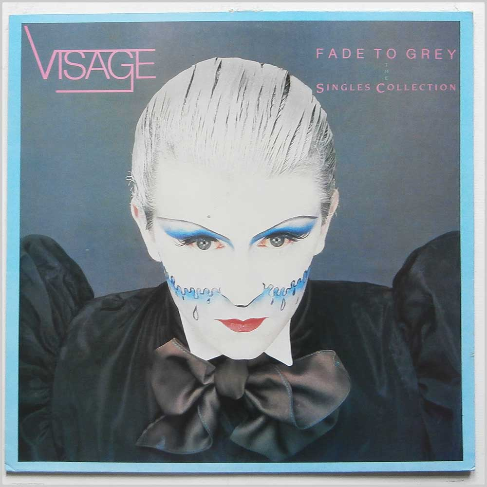 Visage - Fade To Grey: The Singles Collection (POLD 5117)