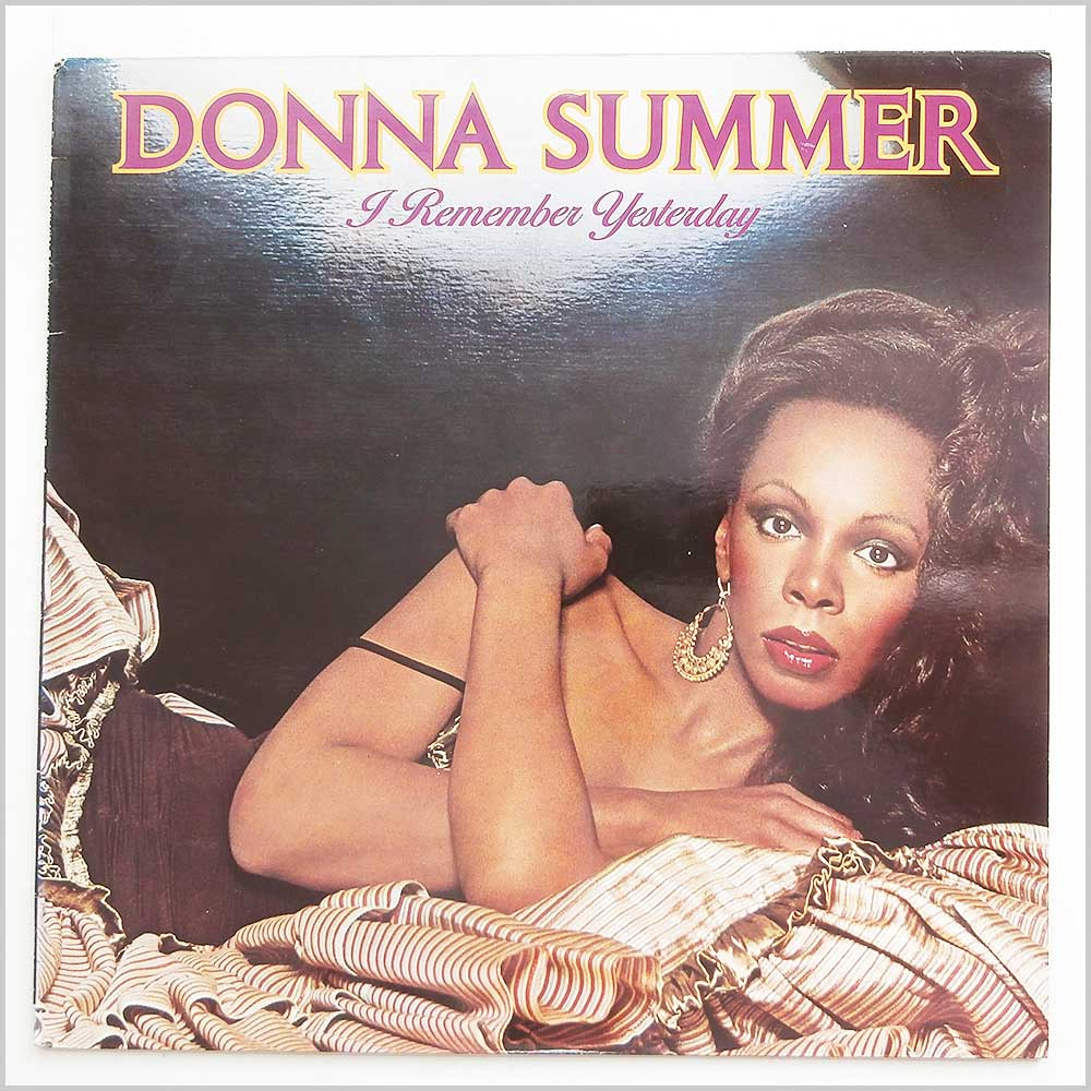 Donna Summer - I Remember Yesterday (PRICE 3)