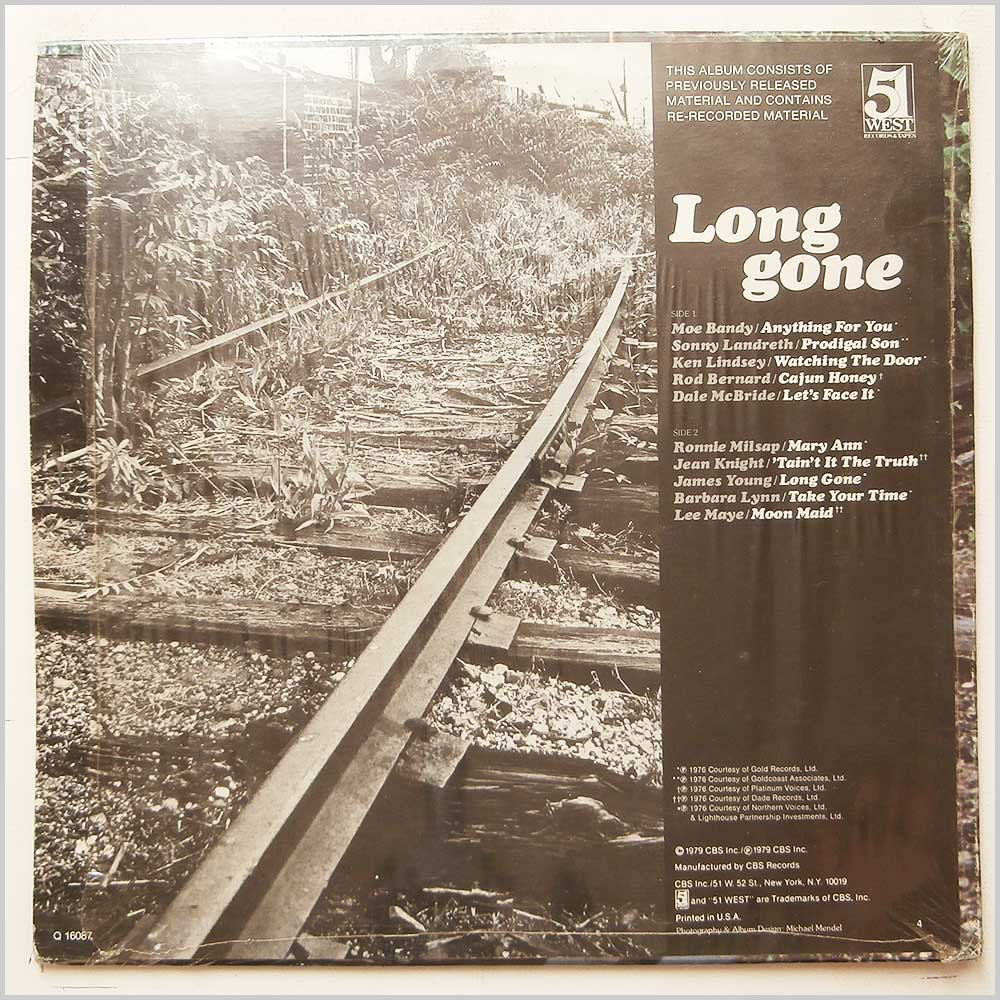 Various - Long Gone (Q 16087)