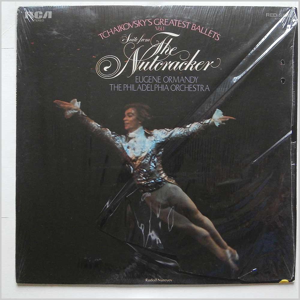 Eugene Ormandy - Tchaikovsky's Greatest Ballets: Vol. 1 Suite From The Nutcracker