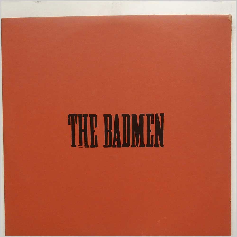 The Badmen - Songs And Voices (R 63-1018)