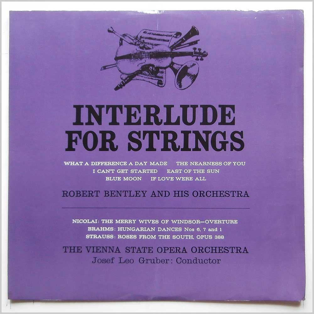 Robert Bentley and His Orchestra - Interlude For Strings (RDS 6032)