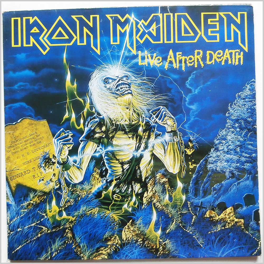 Iron Maiden - Live After Death (RIP 1)