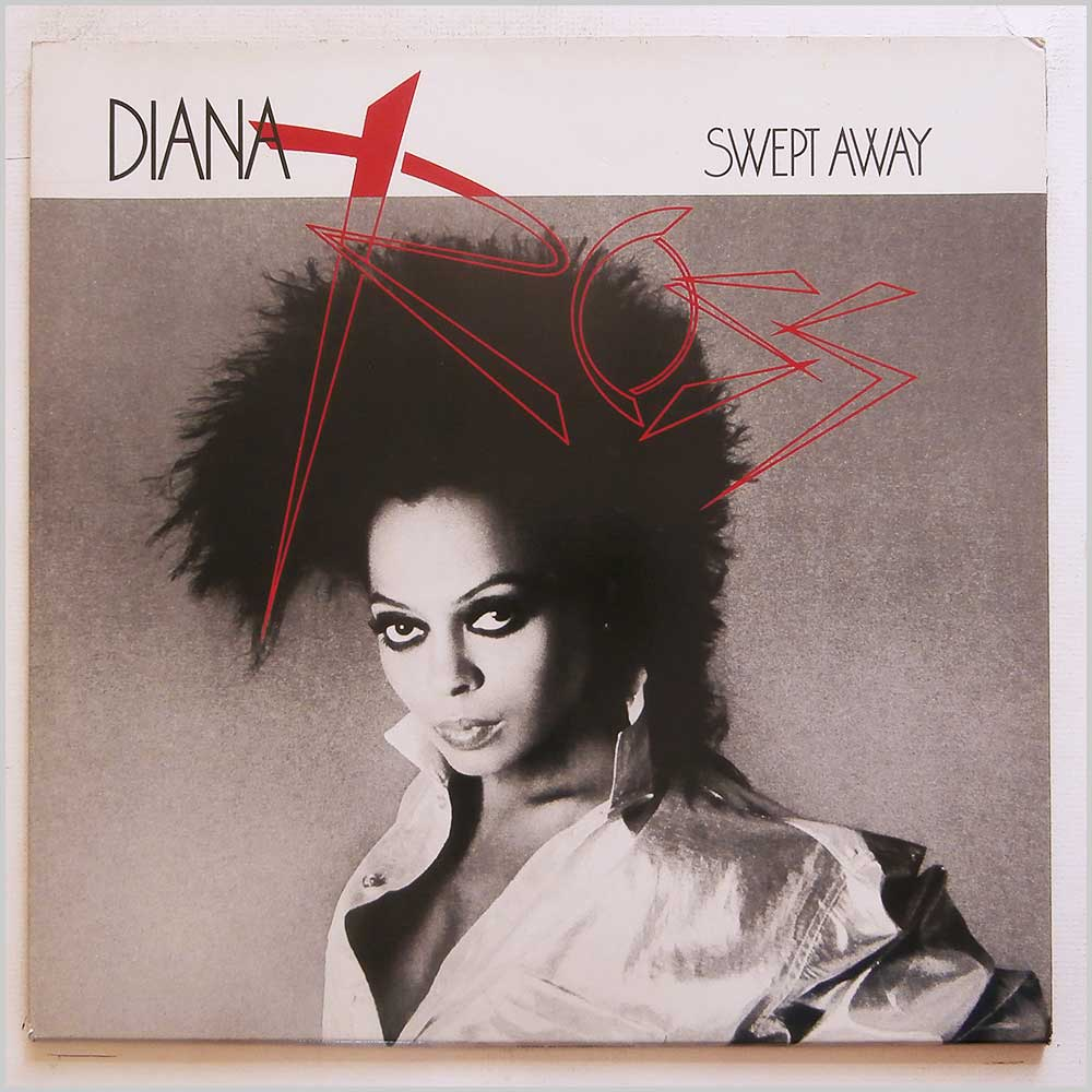 Diana Ross - Swept Away (ROSS 1)