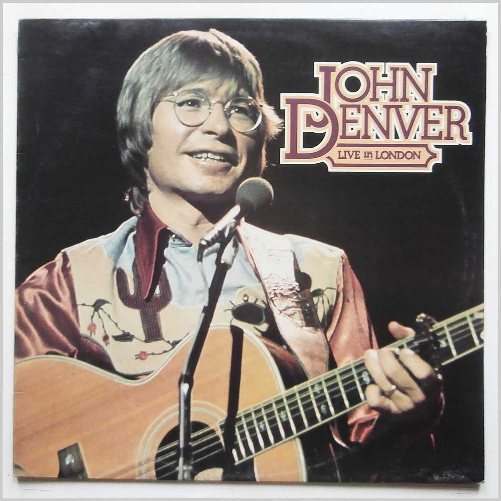 John Denver - Live In London (RS 1050)
