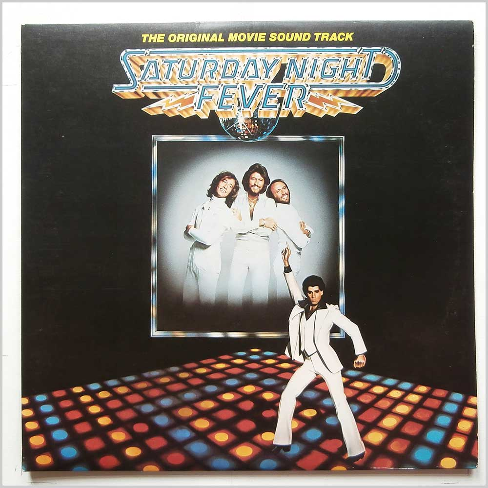 Bee Gees - Saturday Night Fever (RSO 2658 123)