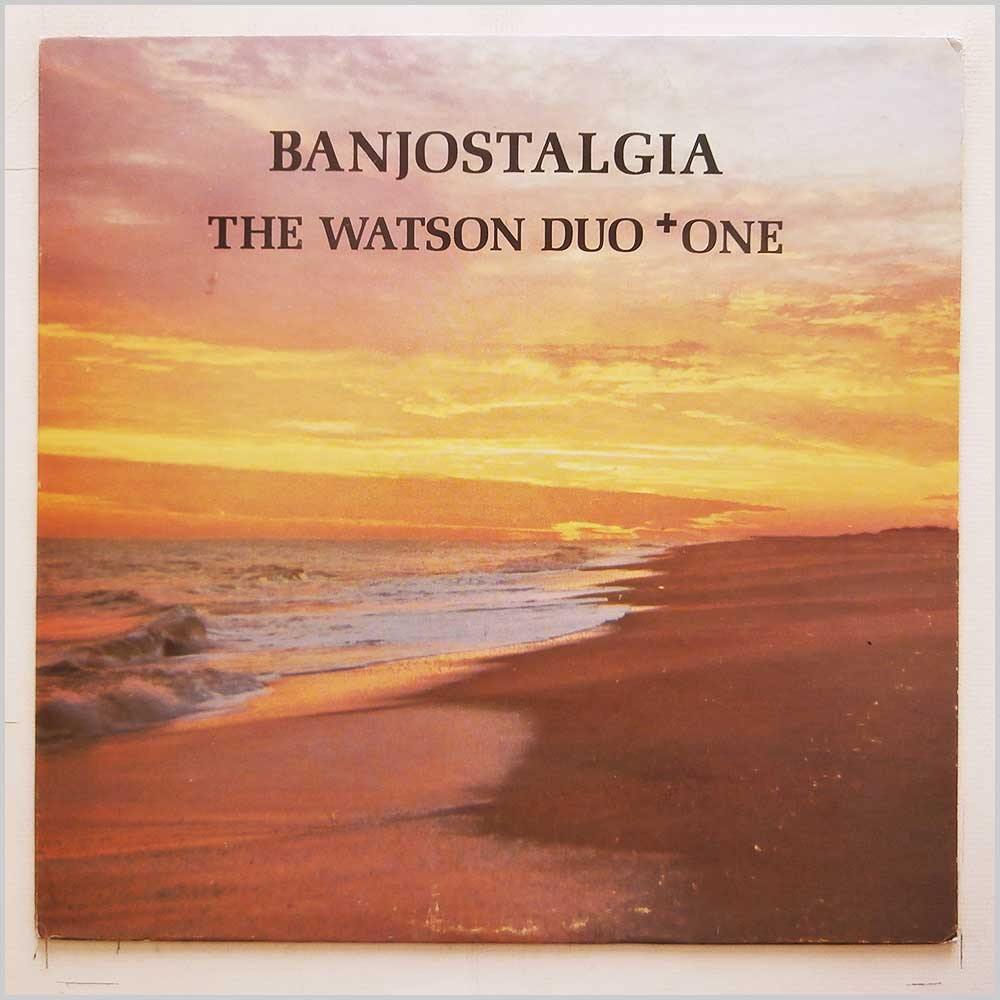 The Watson Duo +One - Banjostalgia (S-10348)