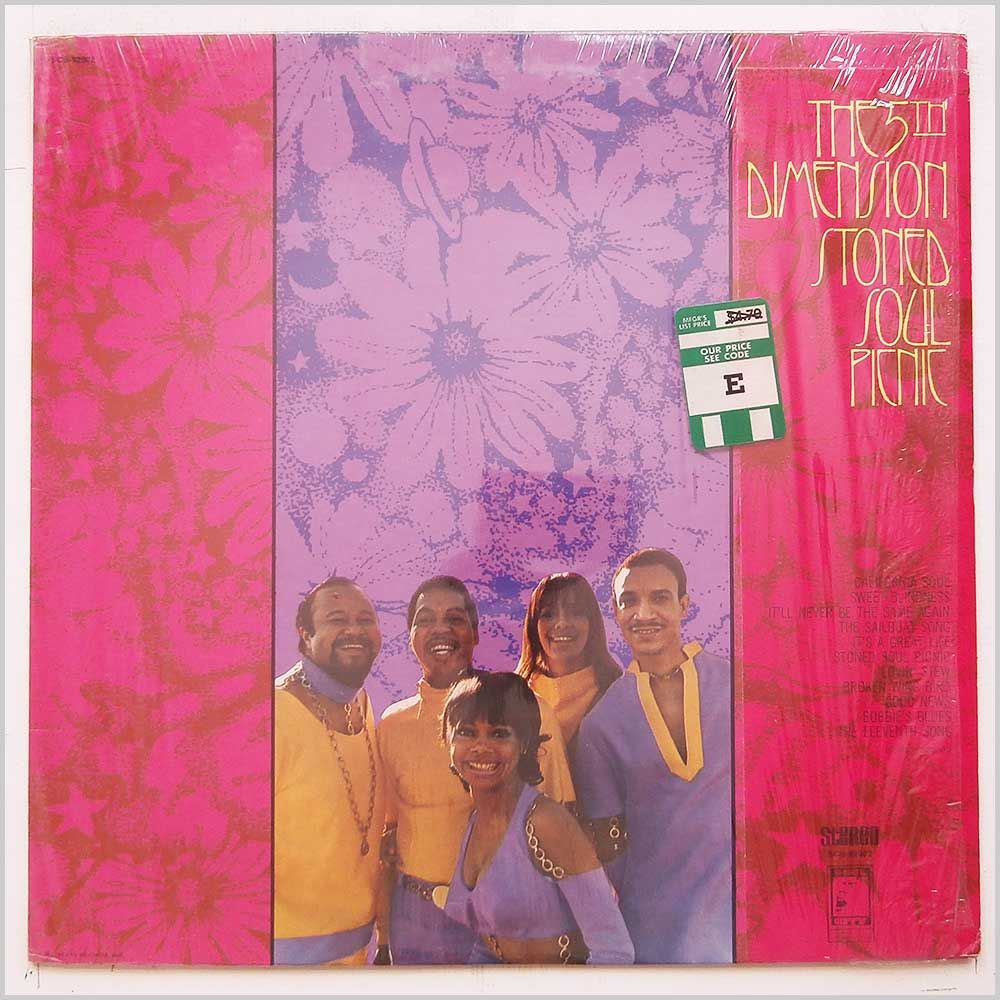 The 5th Dimension - Stoned Soul Picnic (SCS-92002)