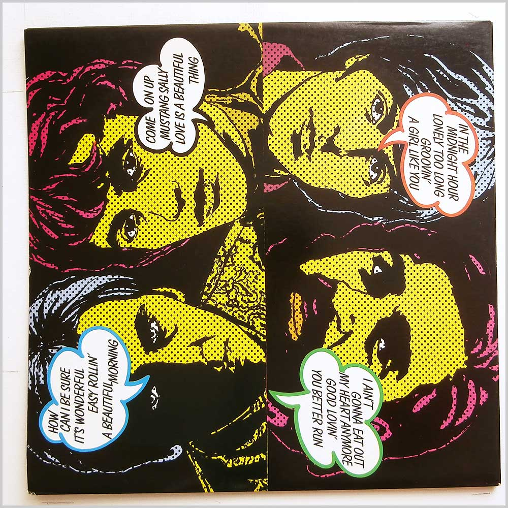 The Rascals - The Rascals Greatest Hits (SD 8190)