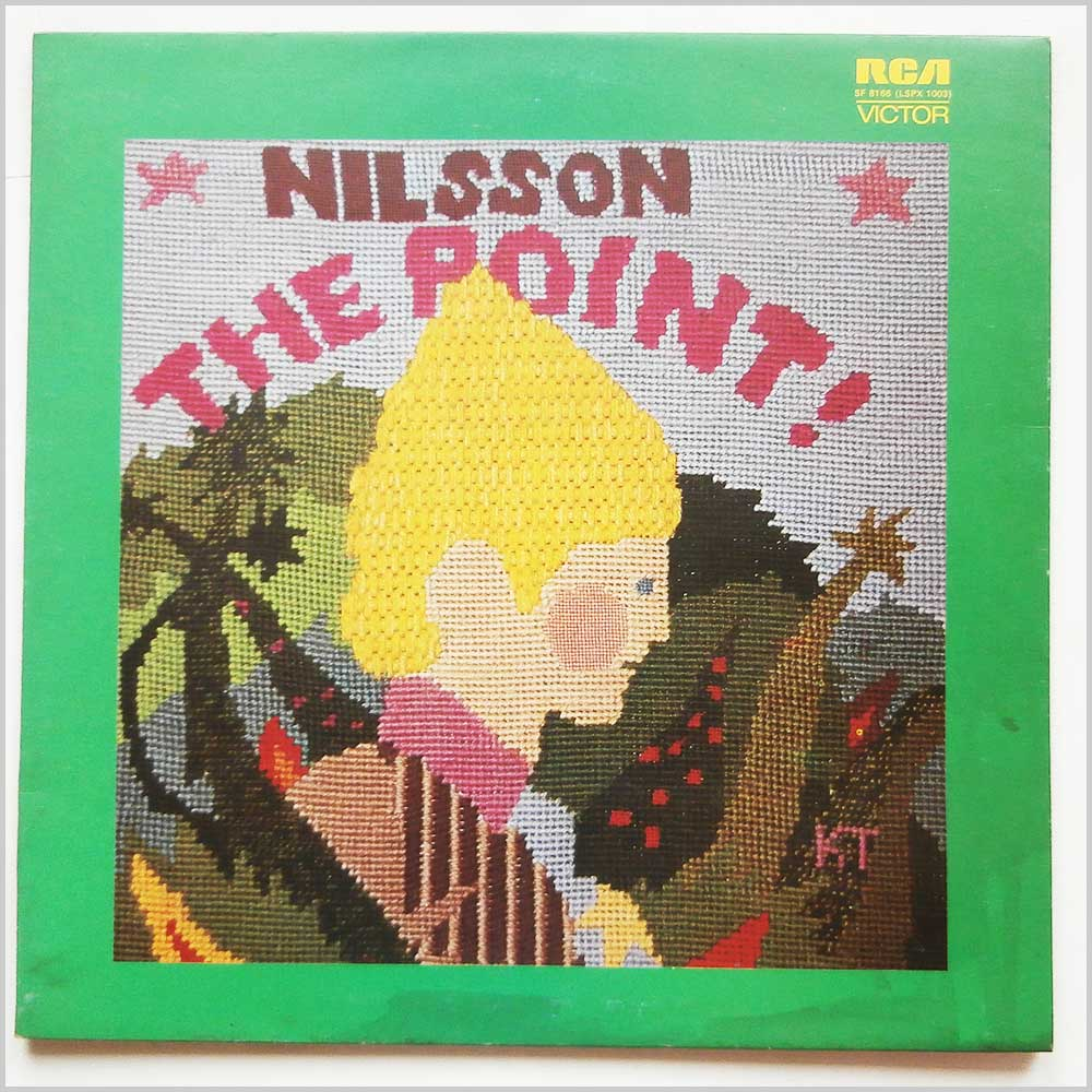 Nilsson - The Point! (SF 8166)