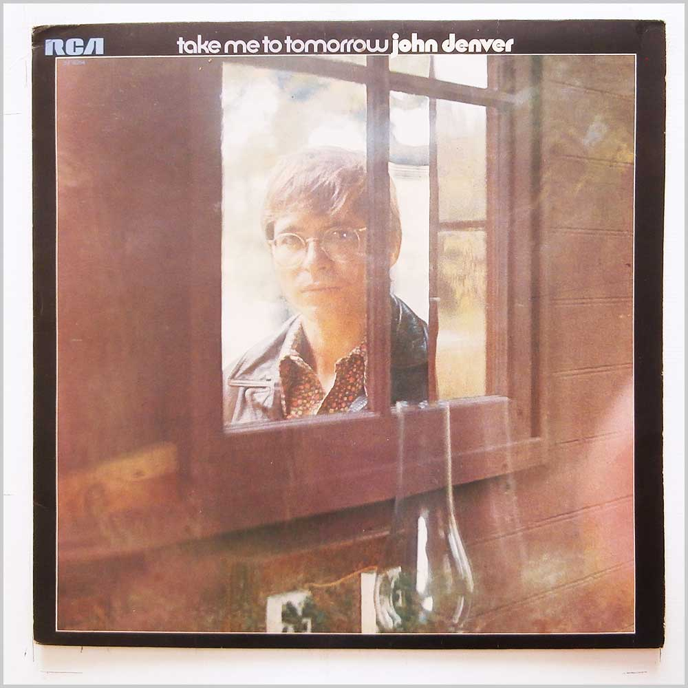 John Denver - Take Me To Tomorrow (SF 8354)
