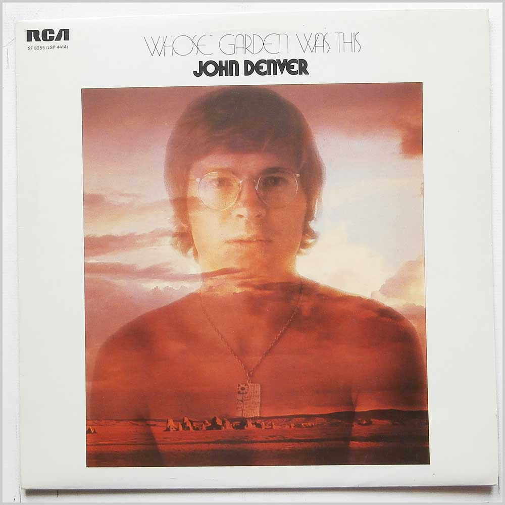 John Denver - Whose Garden Was This (SF 8355)