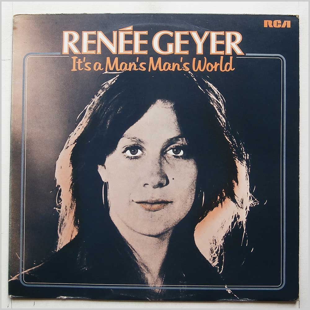 Renee Geyer - It's A Man's Man's World (SF-8450)