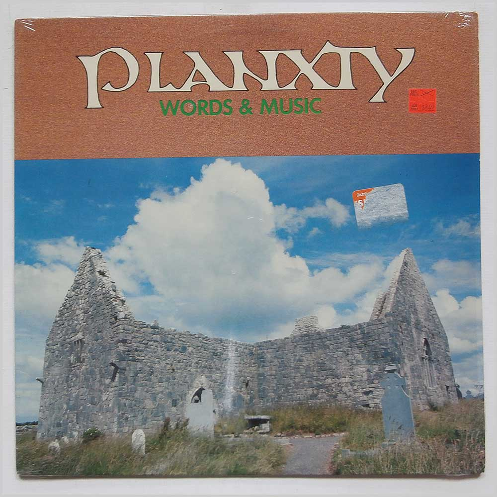 Planxty - Words And Music (SH 79035)