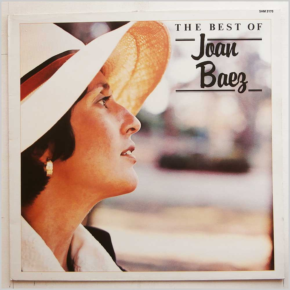 Joan Baez - The Best Of Joan Baez (SHM 3173)
