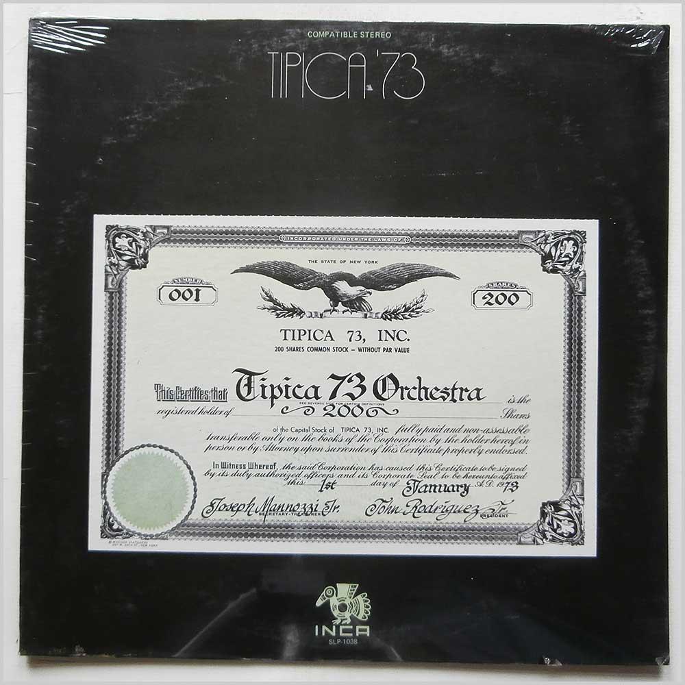 TIPICA 73 VOL 2 - Tipica 73 - LP