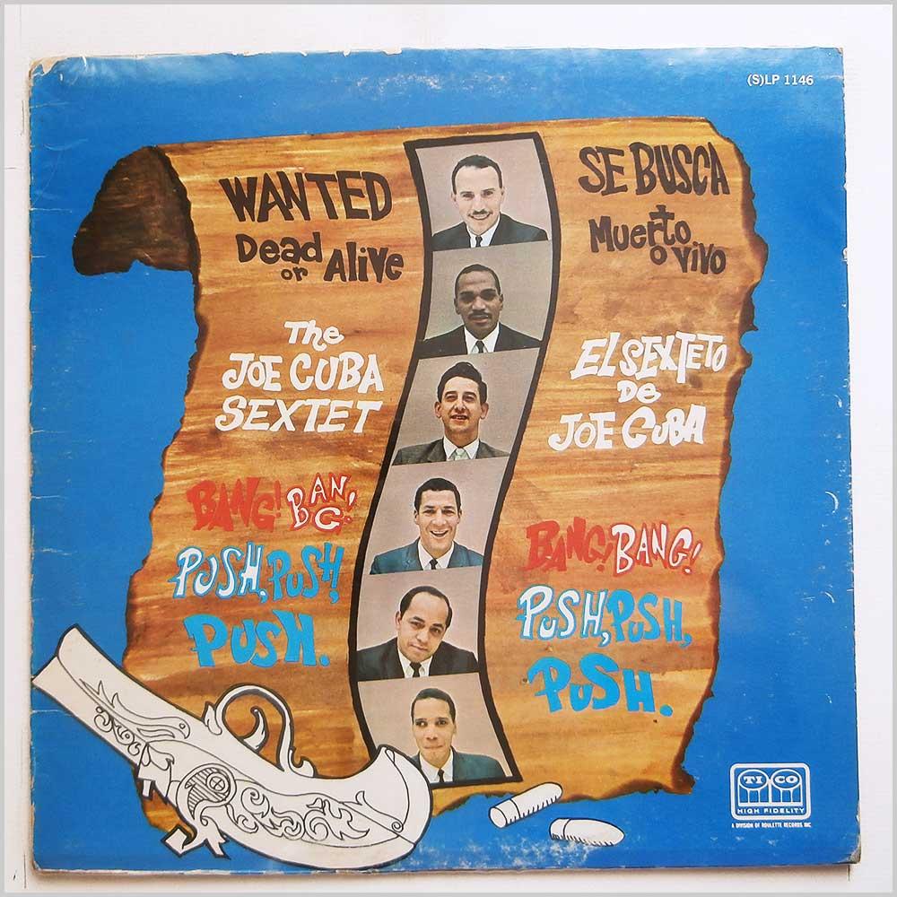 The Joe Cuba Sextet Vinyl Record Latin Salsa Music LP Latin and